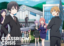 Classroom☆Crisis3 ピンナップ