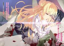 銀弾の銃剣姫(ガンソーディア) ピンナップ