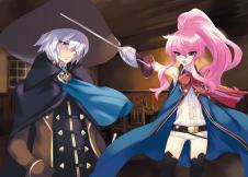 烈風(かぜ)の騎士姫 ピンナップ